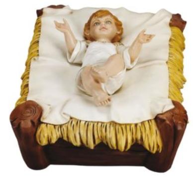 Jezus en Kribbe KER-FRM-110-F582-F585