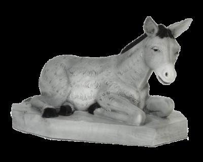 EZEL, onbreekbaar materiaal, voor figuren van 65 cm