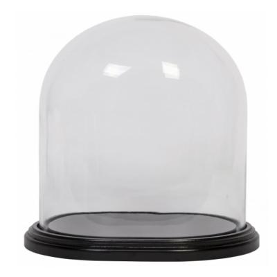 Ovale glazen stolp