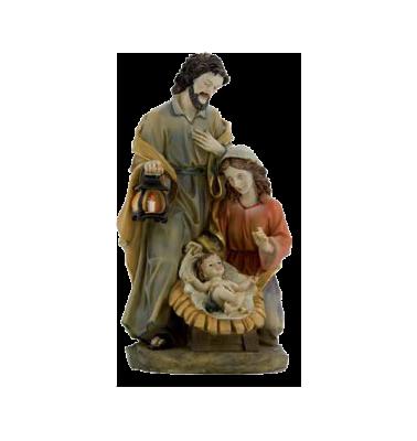 Kerstset Heilige Familie 23 cm