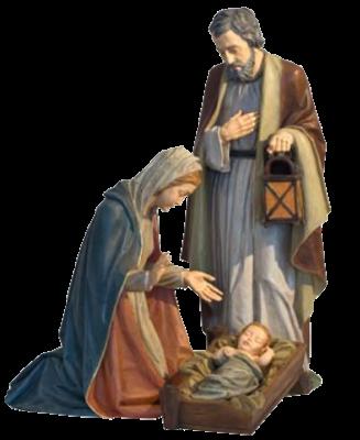 Heilige Familie  KER-ELM371K-88