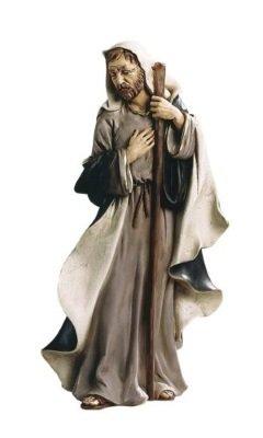 Jozef, onbreekbaar materiaal, voor figuren van 40 cm