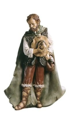 Herder, onbreekbaar materiaal, voor figuren van 40 cm