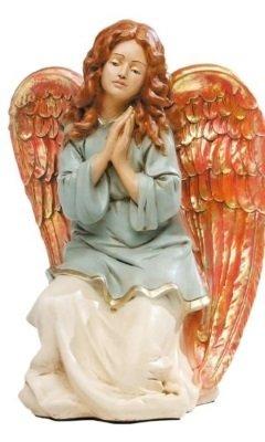 Engel, onbreekbaar materiaal, voor figuren van 40 cm