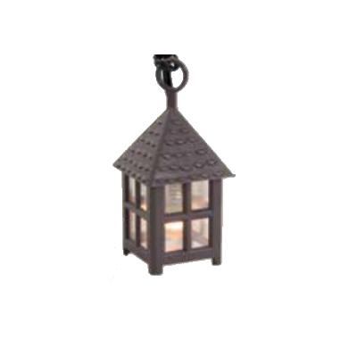 Lantaarn  3 cm plastic