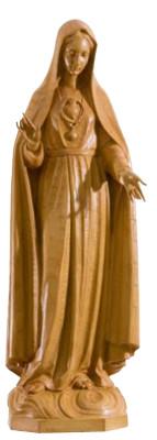 Fatima 120 cm     Kunststof