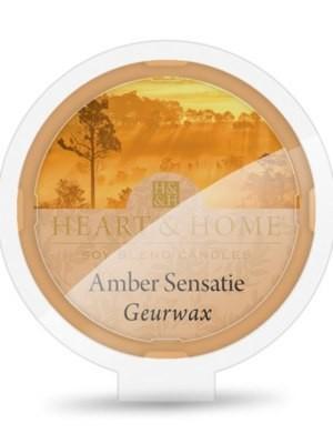 Geurwax: Amber Sensatie