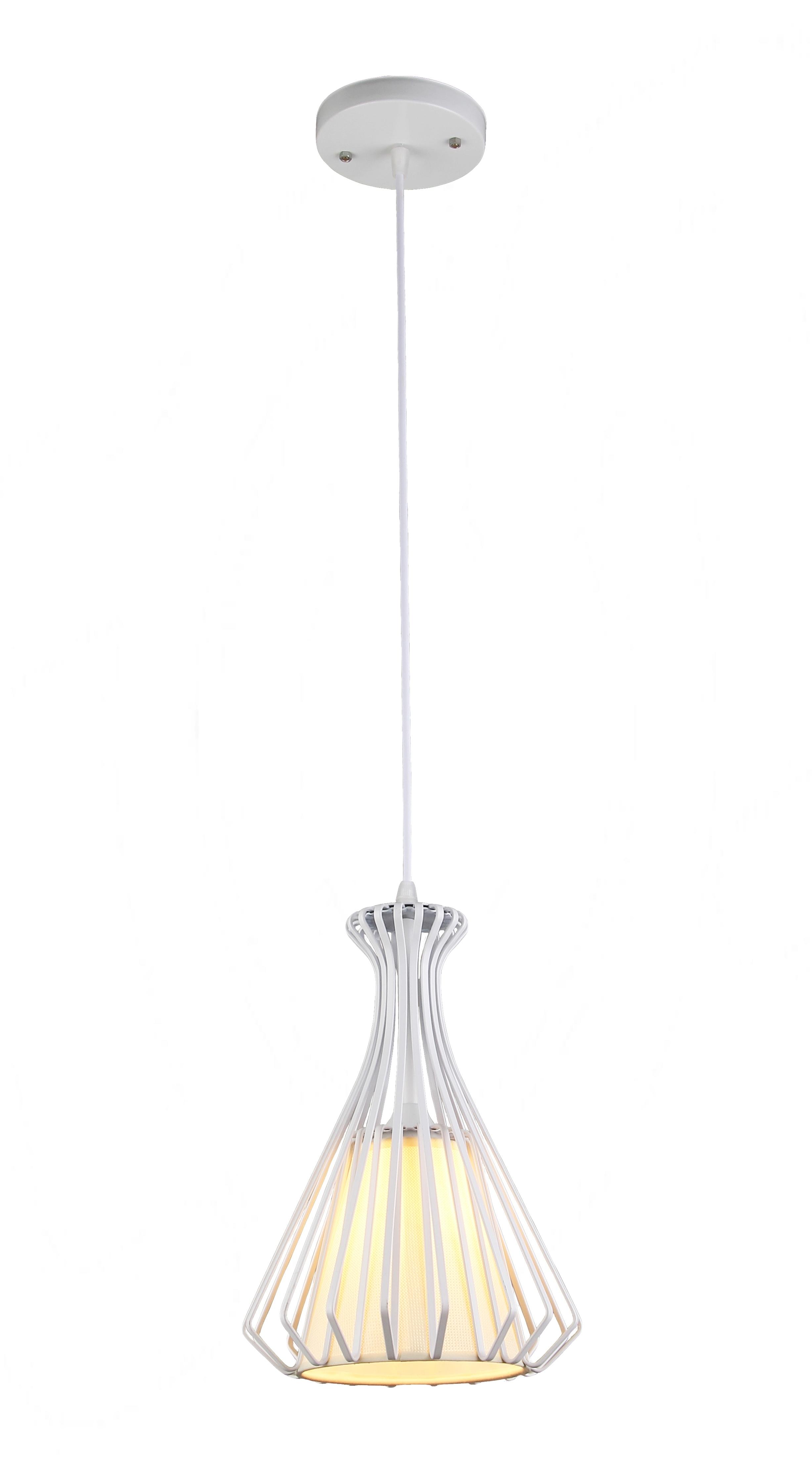 Светильник подвесной N 3418/1H WT