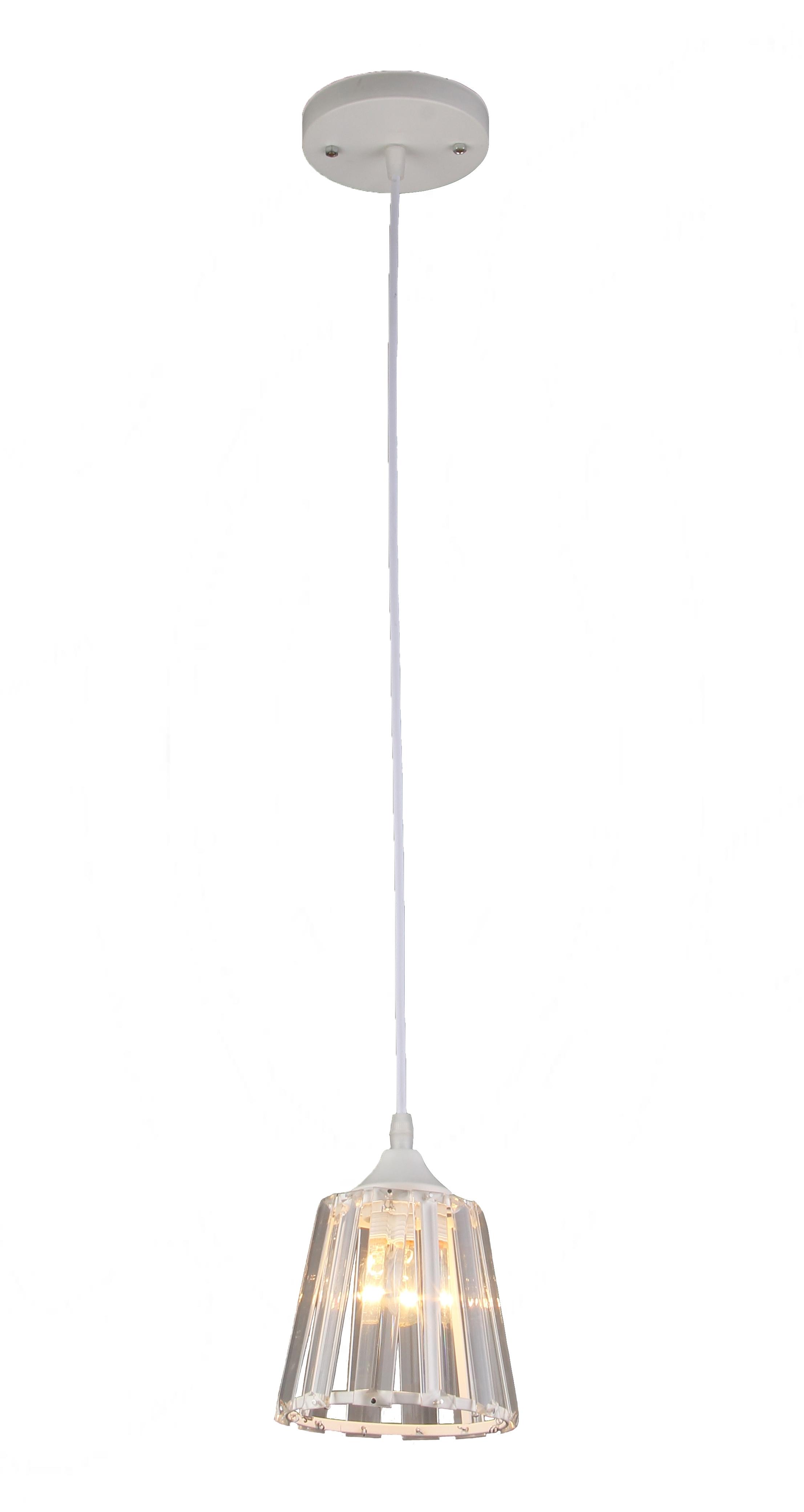 Светильник подвесной N 3424/1H WT