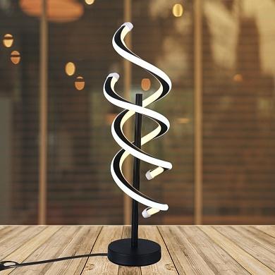 Настольная лампа K62043/2T BK 40W LED 4000-6000K