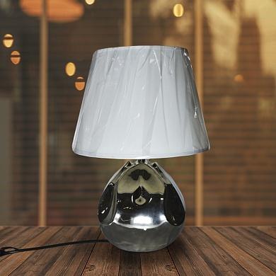 Настольная лампа DY16080 h34см 1х60W E27