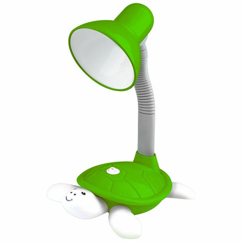 Ученическая лампа EN-DL01-1 зеленая