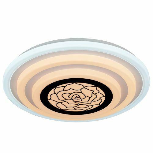 Светильник накладной PLC.500/72W/100 LED 72W 220V D500мм