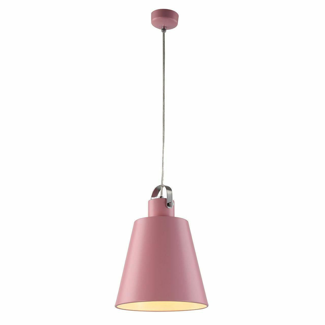 Светодиодный св-к подвесной 5W 4200К Розовый HL876L PN