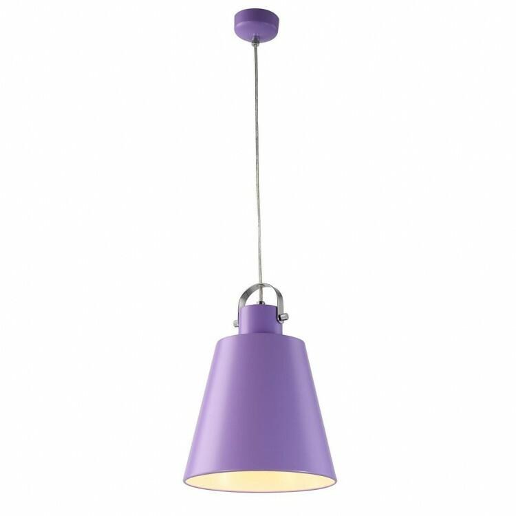 Светодиодный св-к подвесной 5W 4200К Фиолетовый HL876L Purple