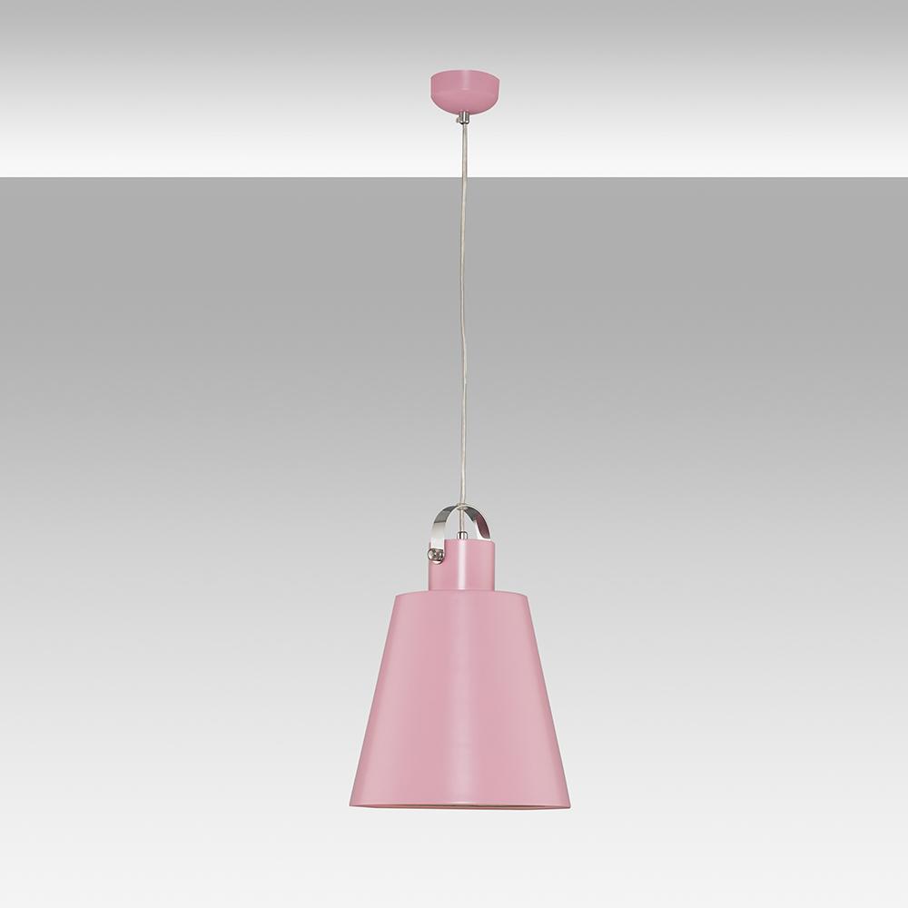 Светодиодный св-к подвесной 5W 4200К Розовый