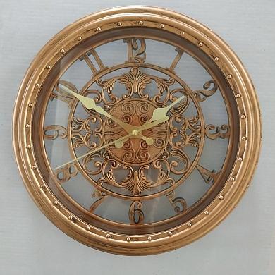Часы настенные 2914 античная медь