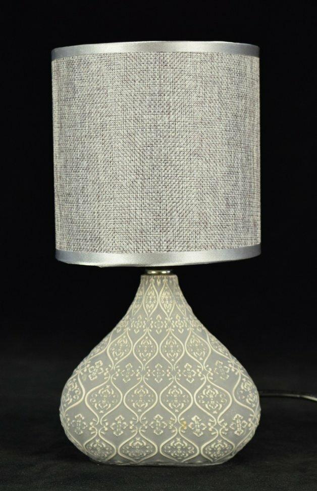Светильник настольный В-HS7285 Grey