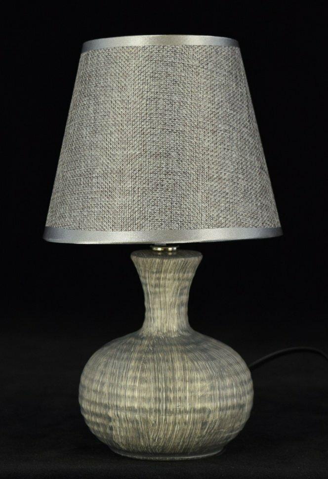 Светильник настольный В-HS7435 Grey