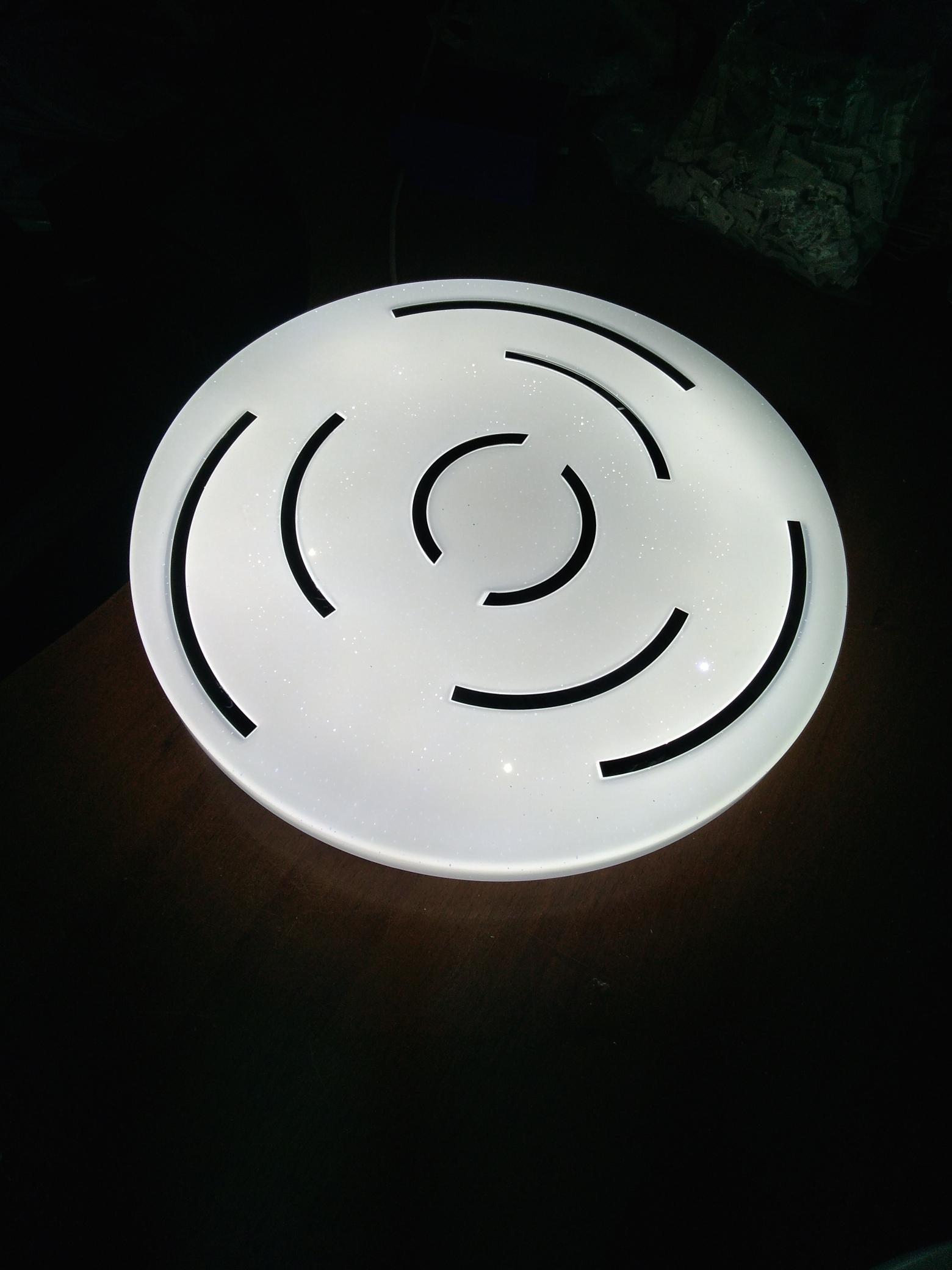 Светодиодный светильник с пультом