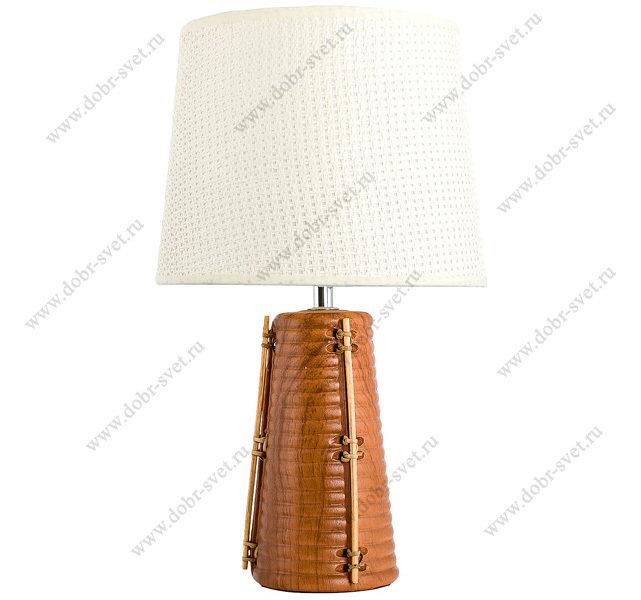 Настольная лампа E302S Wood