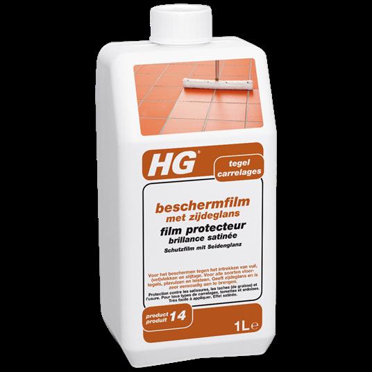 HG tegel beschermfilm met zijdeglans