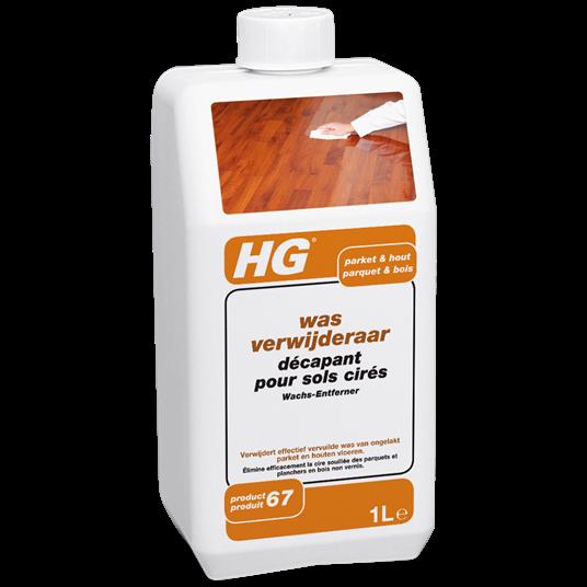 HG parket & hout wasverwijderaar
