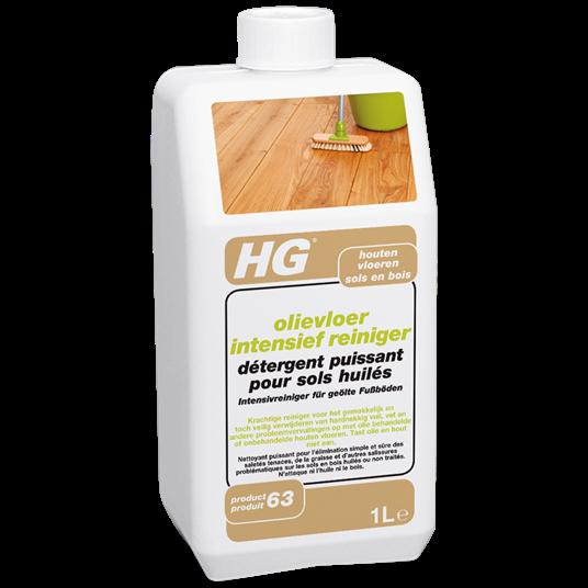 HG houten vloeren olievloer intensief reiniger
