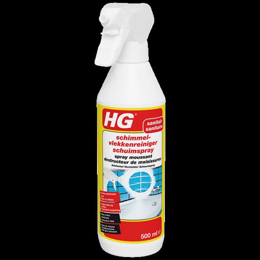 HG schimmelvlekkenreiniger schuimspray