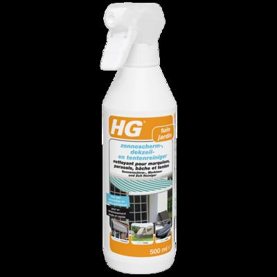 HG zonnescherm-, dekzeil- en tentenreiniger