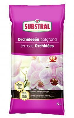 Substral potgrond orchideeën