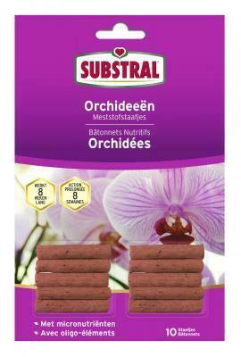 Substral meststofstaafjes voor orchideeën