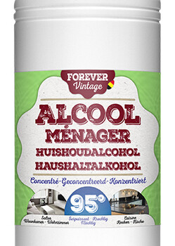 Forever geconcentreerde huishoudalcohol 95°