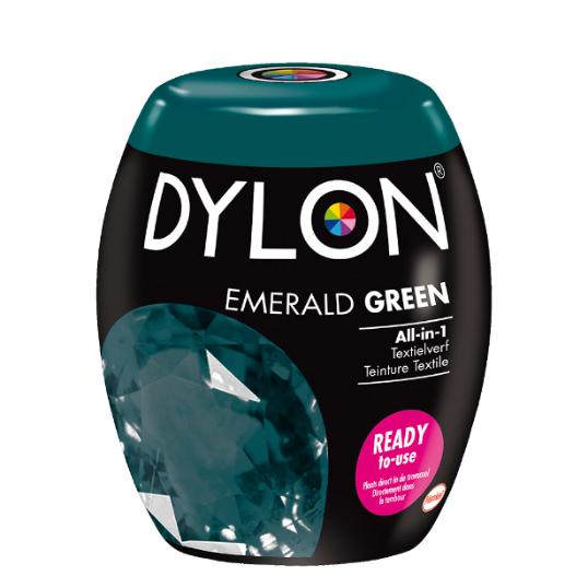 Dylon emerald green