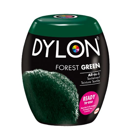 Dylon forest green