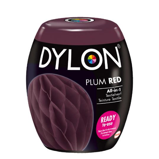 Dylon plum red
