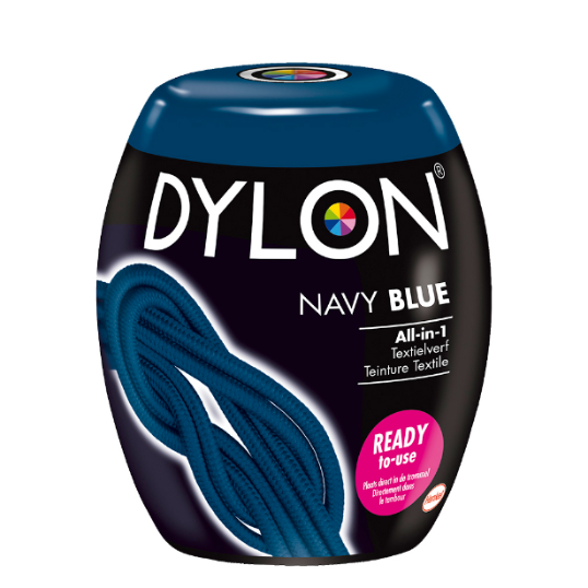 Dylon navy blue