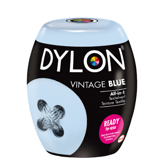 Dylon vintage blue