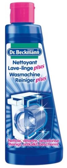 Dr Beckmann wasmachine reiniger