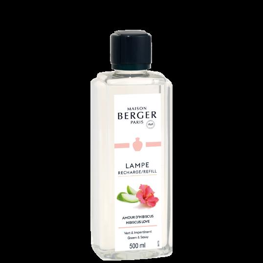 Lampe Berger huisparfum amour d'hibiscus 500ml