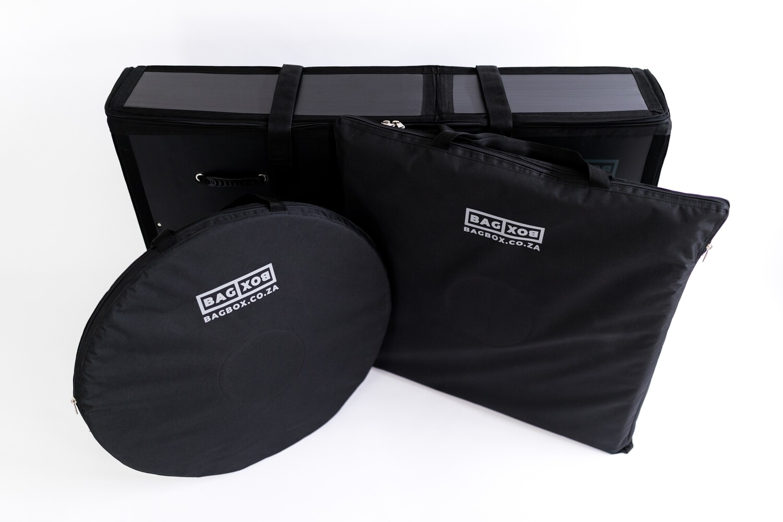 Foldable Bicycle Travel Box