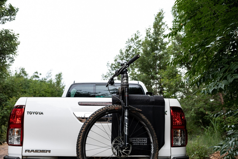 2 Bike Tailgate Cover