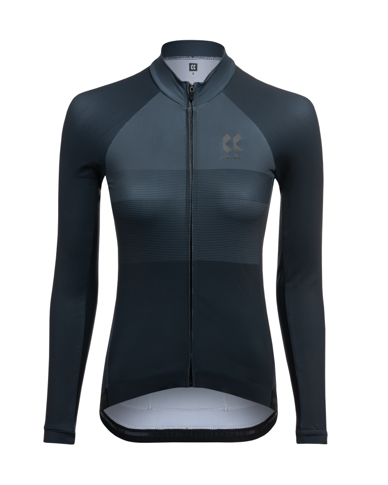 PASSION Z1 | Jersey L/S | antracit | WOMEN