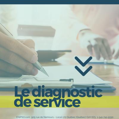 Diagnostic de service - Audit de service