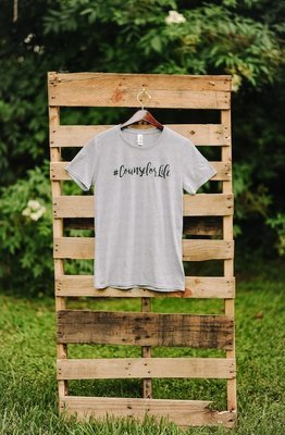 """""""Counselor Life"""" Tee- Unisex"""