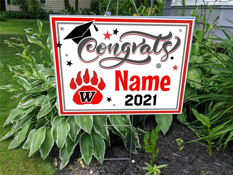 Wadsworth Congrats Graduation