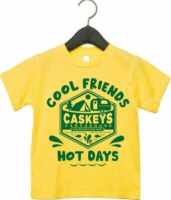 Caskeys T Shirt TODDLER