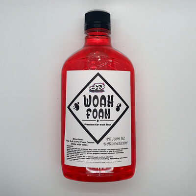 WoahFoam Finish Safe Concentrate