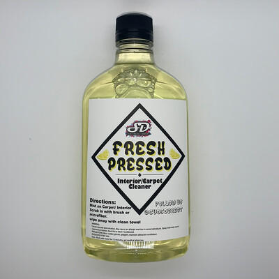 Fresh Pressed Interior Cleanser