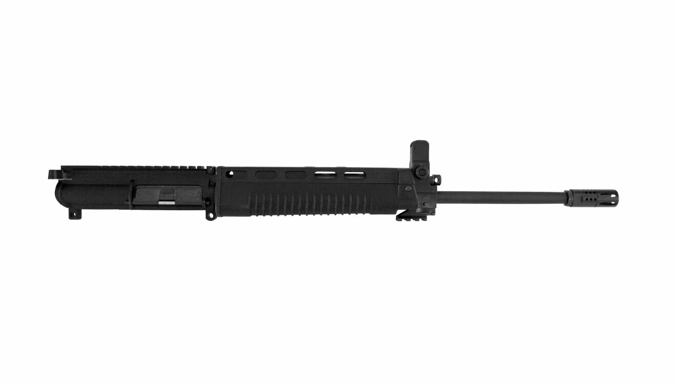 T91 Complete Upper 16-inch Original 15mm MIL-SPEC Slim Profile Chrome Lined Barrel With Polymer Handguard